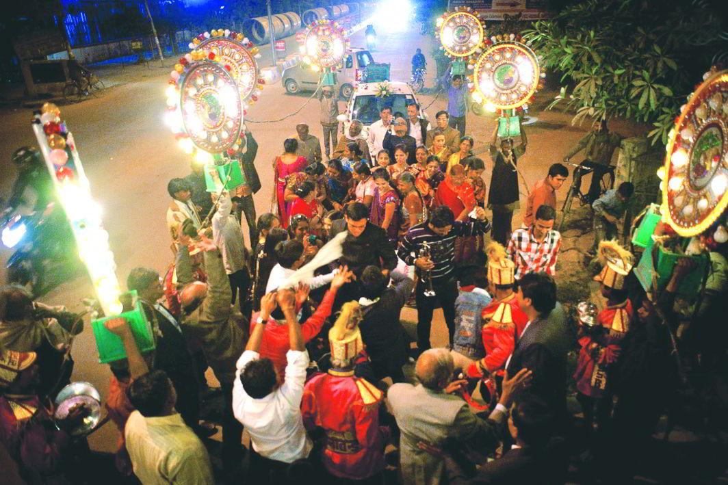 The practice of celebratory firing during wedding celebrations has claimed numerous lives. Photo: girishlone.com