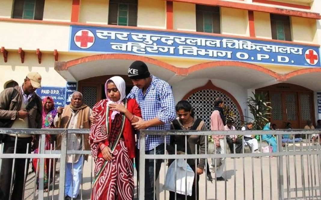 Industrial oxygen from BJP MLAs firm kills 3 in BHU hospital