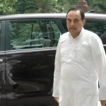 BJP MP Subramanian Swamy (file picture). Photo: UNI