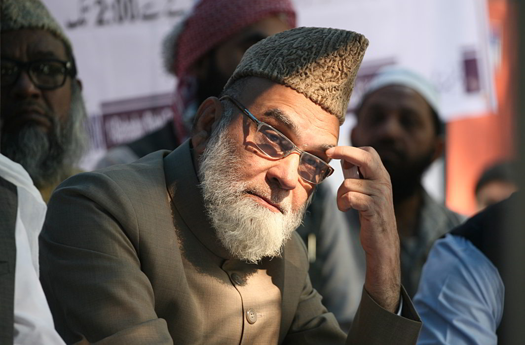 Maulana Syed Ahmed Bukhari/Photo: Anil Shakya