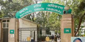 National Green Tribunal; (inset) Justice Dalip Singh
