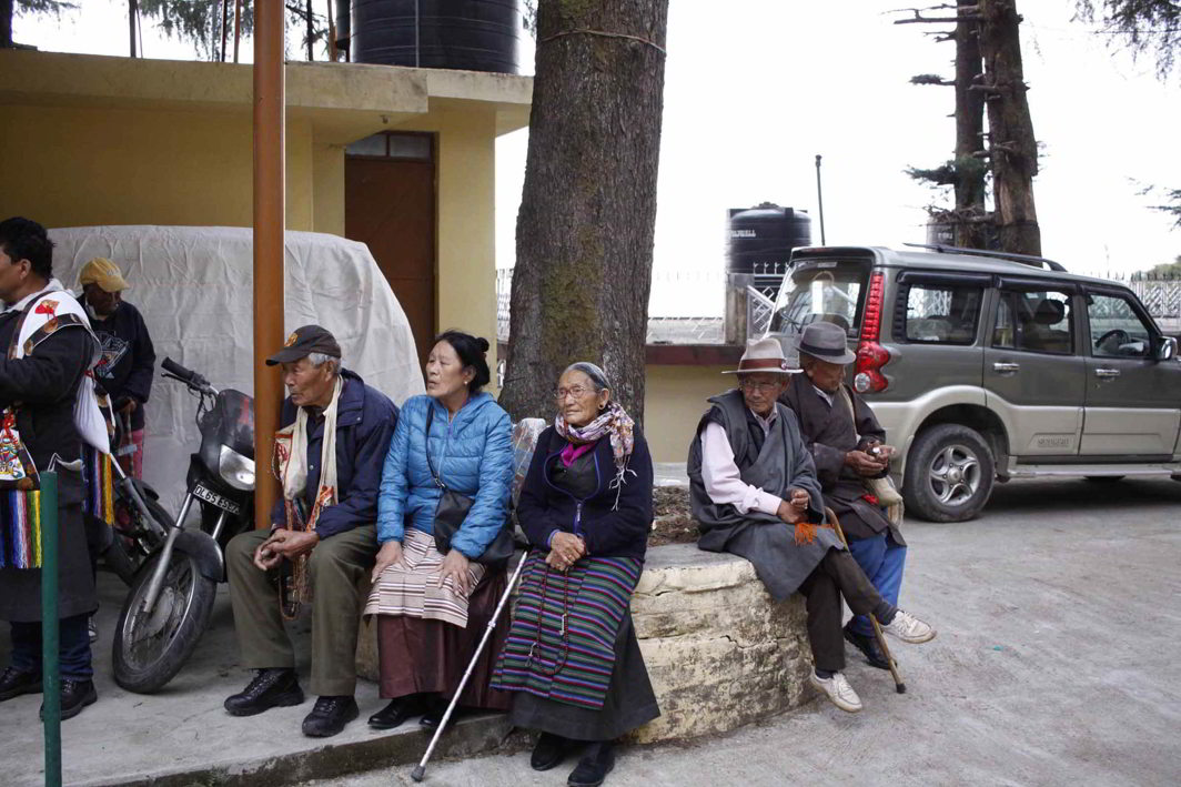 Dharamsala is home to Tibetans, many of whom migrated in 1959-60. Photo: UNI
