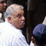 Former media baron Peter Mukerjea accused of Sheena Bora murder case being produced at the Esplanade Court in Mumbai (file photo). Photo: UNI