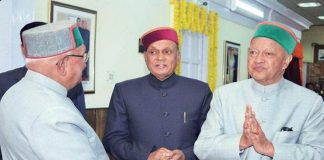 Voter turnout crosses 70 % in Himachal, fate of Virbhadra, Dhumal hangs in balance