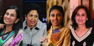 5 Indians on World's Most Powerful Women list