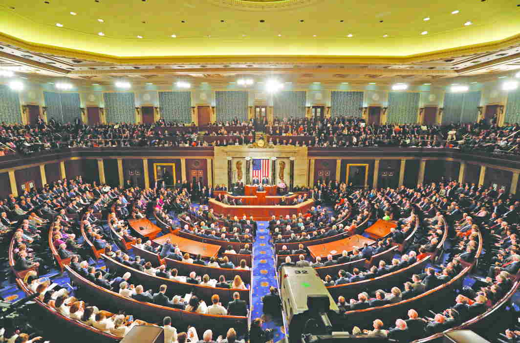 The US Congress