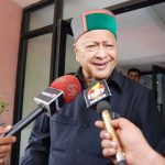 Himachal Pradesh Chief Minister Virbhadra Singh. Photo: UNI