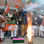 BJP emerges clear winner in UP civic polls but there are warning signs