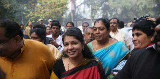 DMK Leader Kanimozhi, a co-accused with A Raja, was also acquitted by the CBI court
