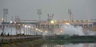 World Cultural Festival at Yamuna floodplains in New Delhi (file picture)/Photo: Anil Shakya