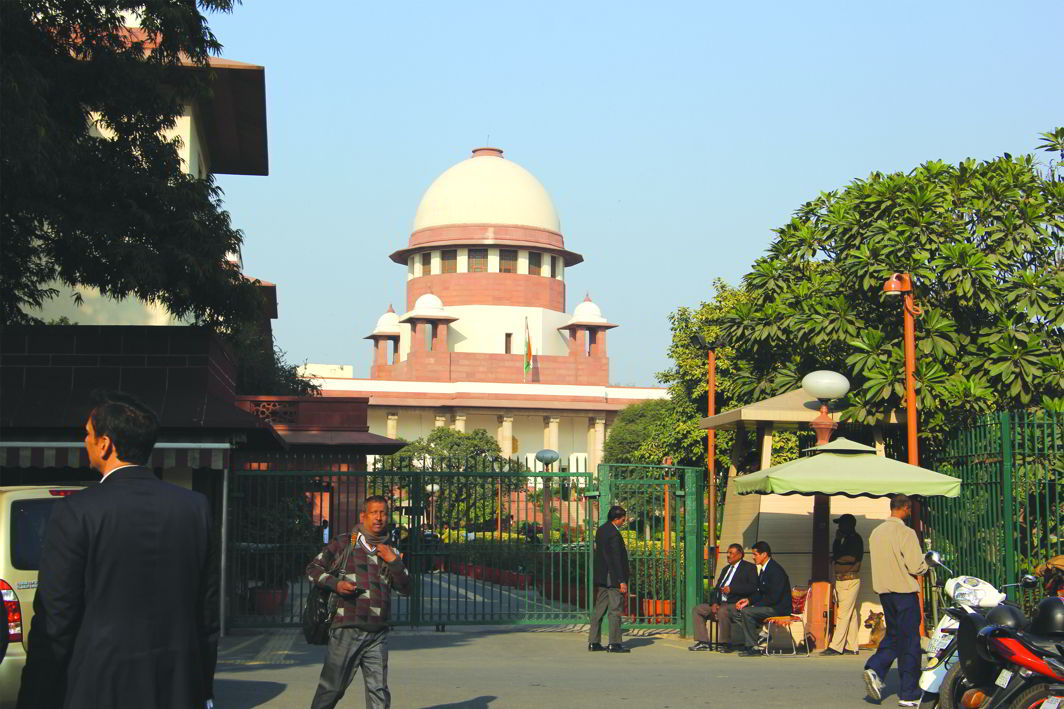 Judges of the Supreme Court and 24 high courts are all set to get a well-earned raise. Photo: Bhavana Gaur