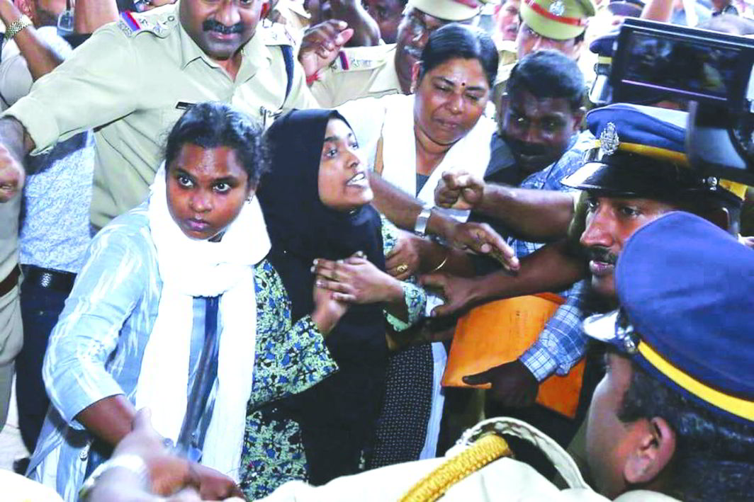 Hadiya said she converted willingly but past cases raise questions of national security
