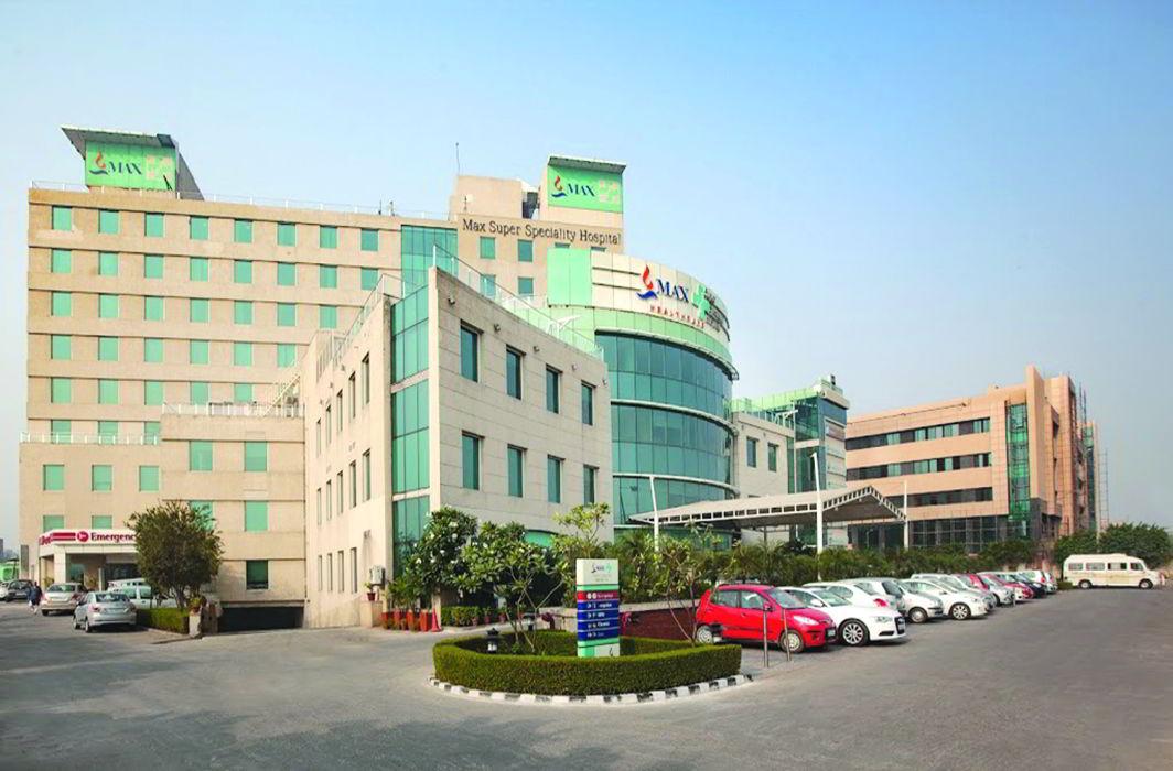 Max Super Speciality Hospital, Shalimar Bagh