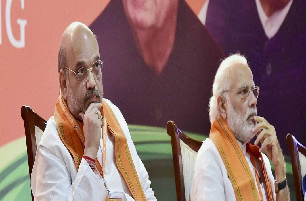 Will Modi declare how Amit Shah became BJP president, asks Congress