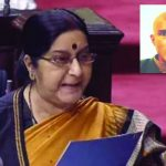 Ill-treatment of Jadhav's family in Pak: Swaraj says India will take this to the ICJ