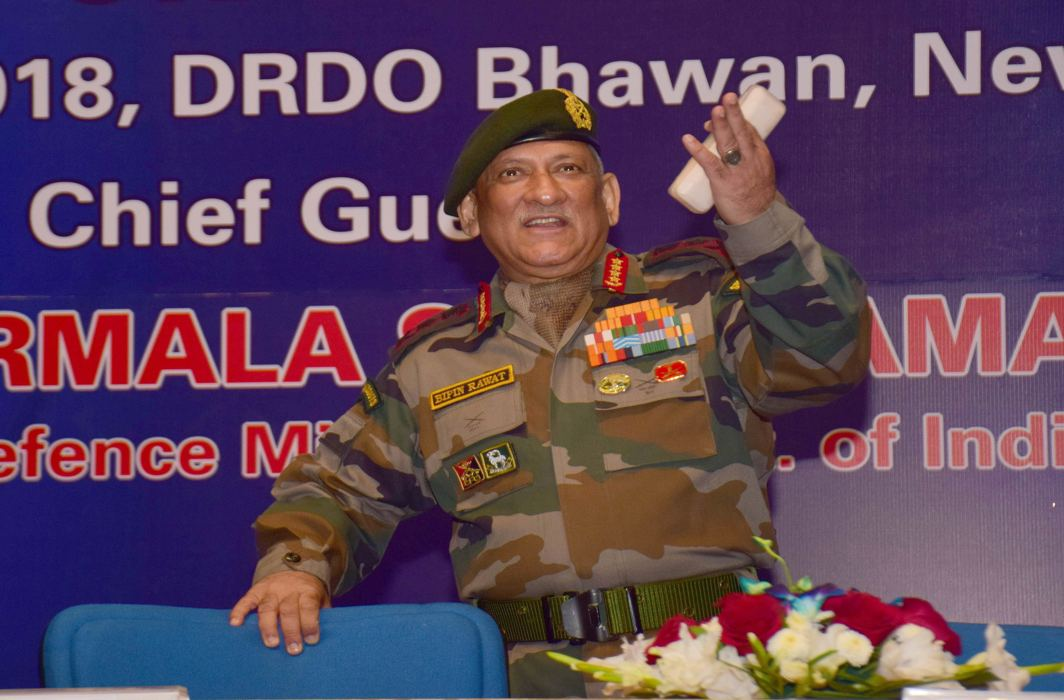 Gen Bipin Rawat's comment stirs a hornet's nest in Pakistan
