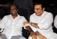 Will the huge fan following of Rajinikanth (left) and Kamal Haasan translate into votes?/Photo: Cinema.com