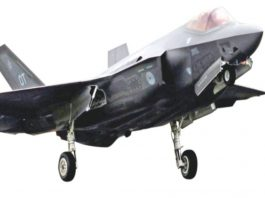 Fifth-generation F-35: The Father of All Fighters