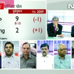 Opinion and Exit Polls: Manipulating Indecisive Voters