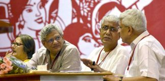 Karat derails Yechury's plan for Left-Congress pact in 2019