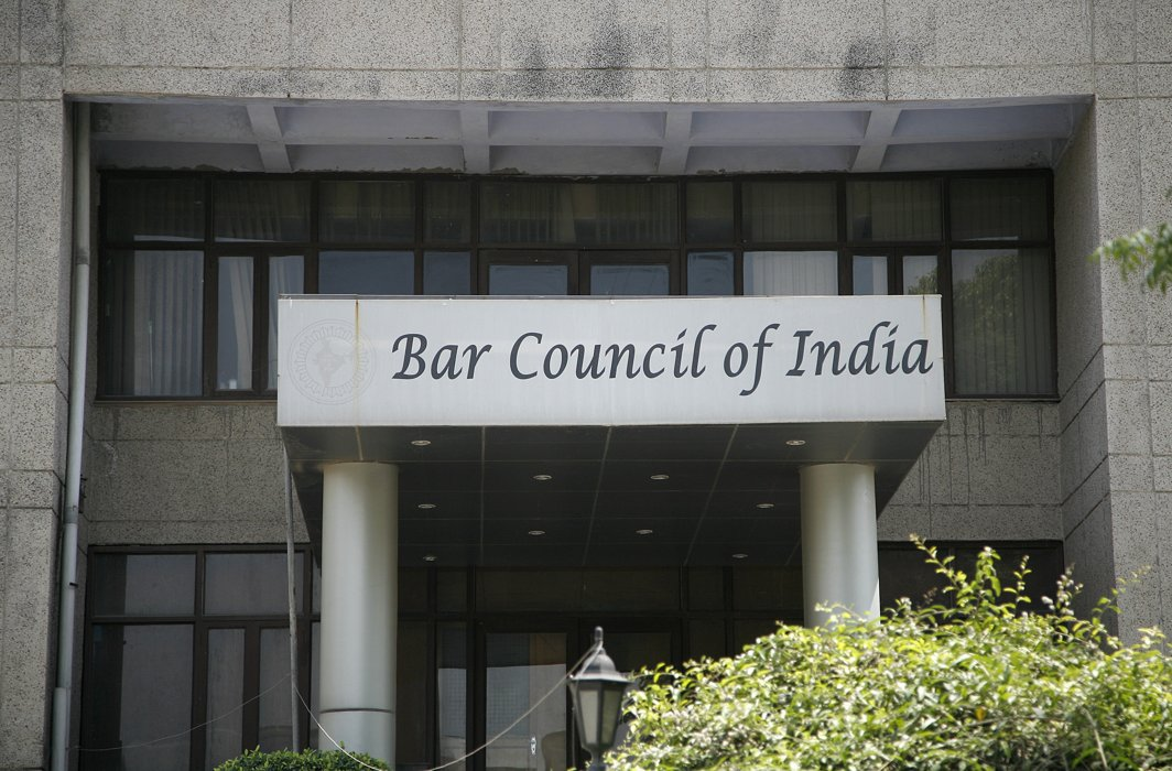 Bar Council of India office in New Delhi/Photo: Anil Shakya