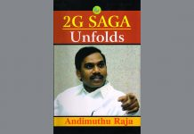 A Raja makes startling revelations in his book 2G Saga Unfolds