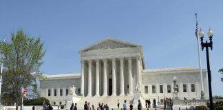 washington dc us supreme court building