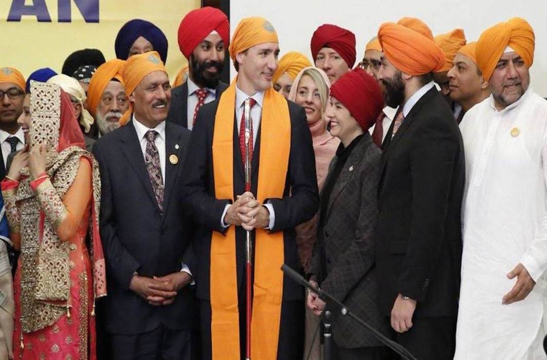 Outrage among Sikh members of Trudeau government over Outlook magazine article