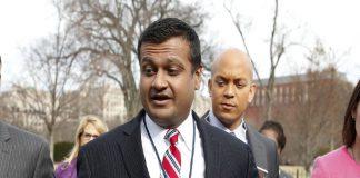 Indian-origin Raj Shah to fill in for White House Press Secretary