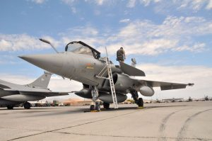Red Flags for Rafale