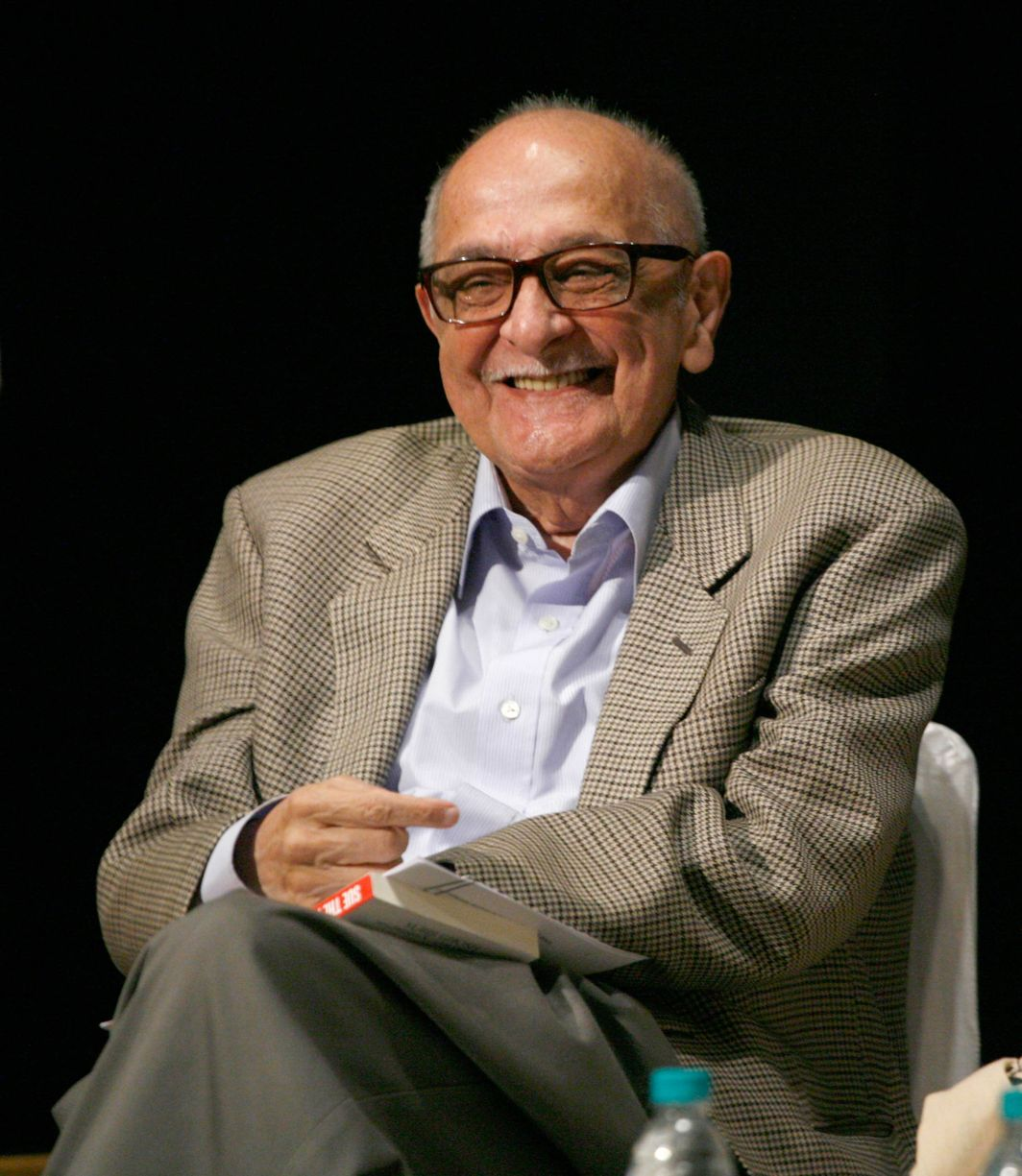 The sharp-edged debate between jurist Fali Nariman and Upendra Baxi over the Bhopal gas tragedy (above) remained civilised—far removed from today's vulgar dissonance
