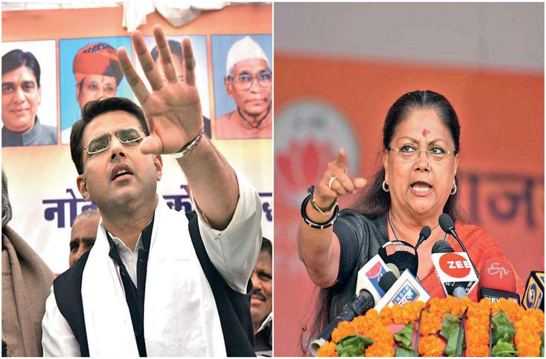 Blow for BJP as Congress, Trinamool sweep by-polls in Rajasthan, WB