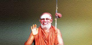 Shankaracharya Jayendra Saraswathi of Kanchi