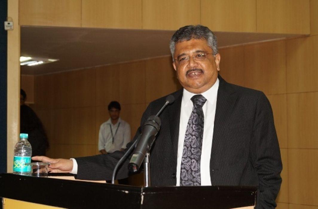 ASG Tushar Mehta/Photo courtesy: Amity University