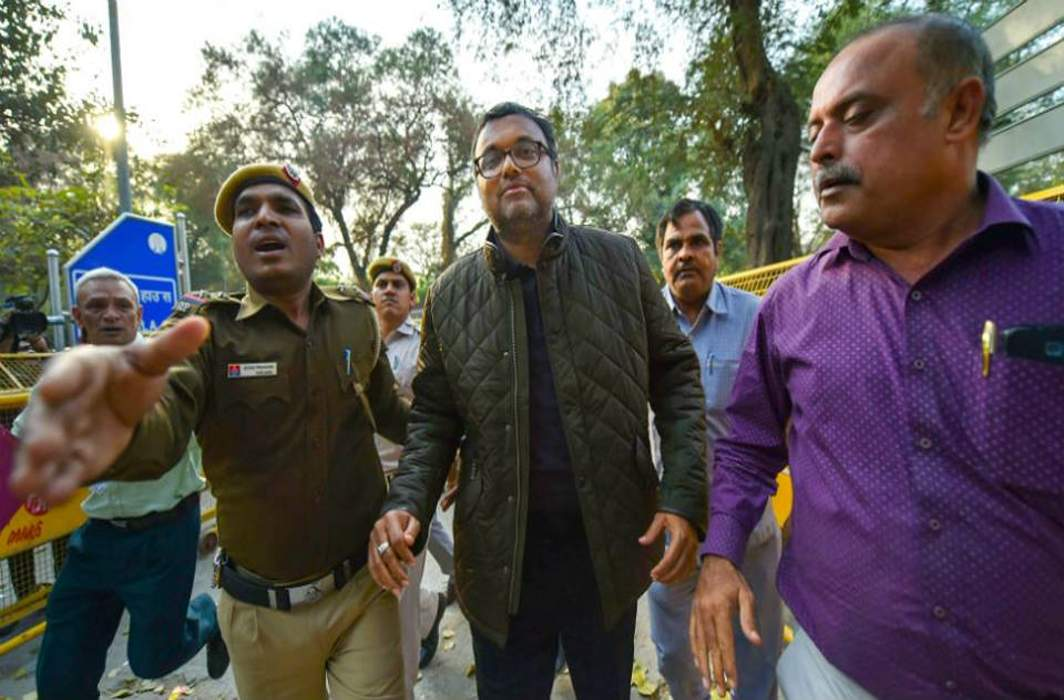 Karti Chidambaram's arrest: Face-Saving Measure?