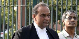 Senior Advocate Mukul Rohatgi