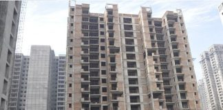 An under construction project by Jaypee Associates/Photo Courtesy: Jaypee website