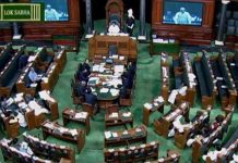 "Lok Sabha adjourned amid uproar over SC judgment on reservation, government says ""no role"""