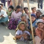 Rohingya Muslims (file picture)