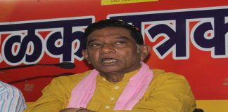 Former Chief Minister Ajit Jogi