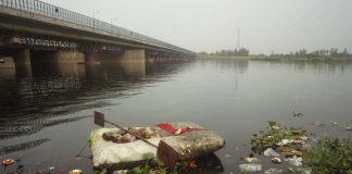 Yamuna in New Delhi (file picture)