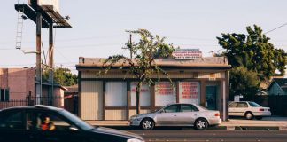 JC Foreclosure Service in Bell, California, often files bankruptcies that records show are shoddily put together and quickly dismissed/Photo: Kendrick Brinson/ProPublica