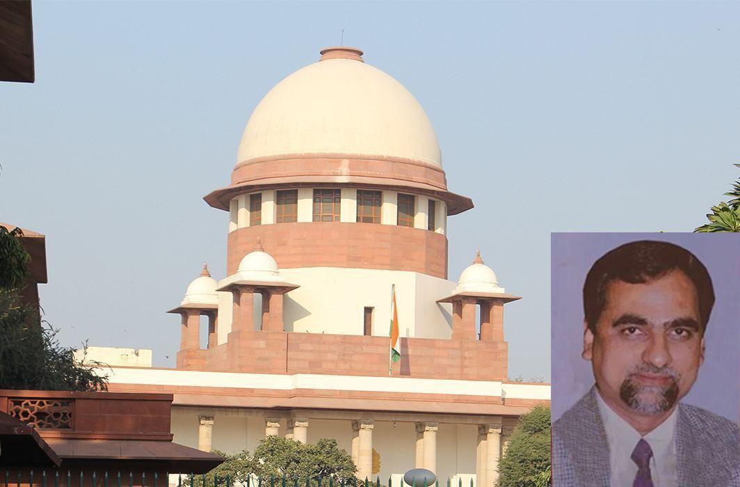 Judge Loya death case