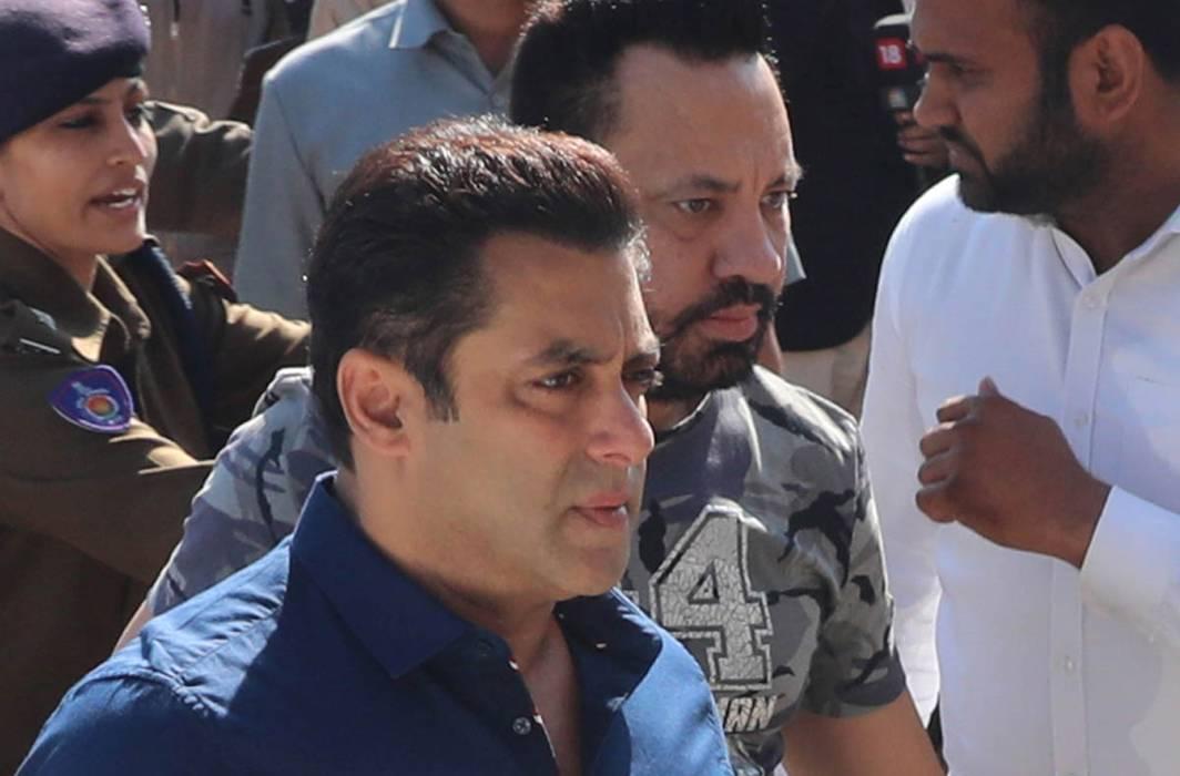 5 years in jail for Salman Khan for blackbuck poaching