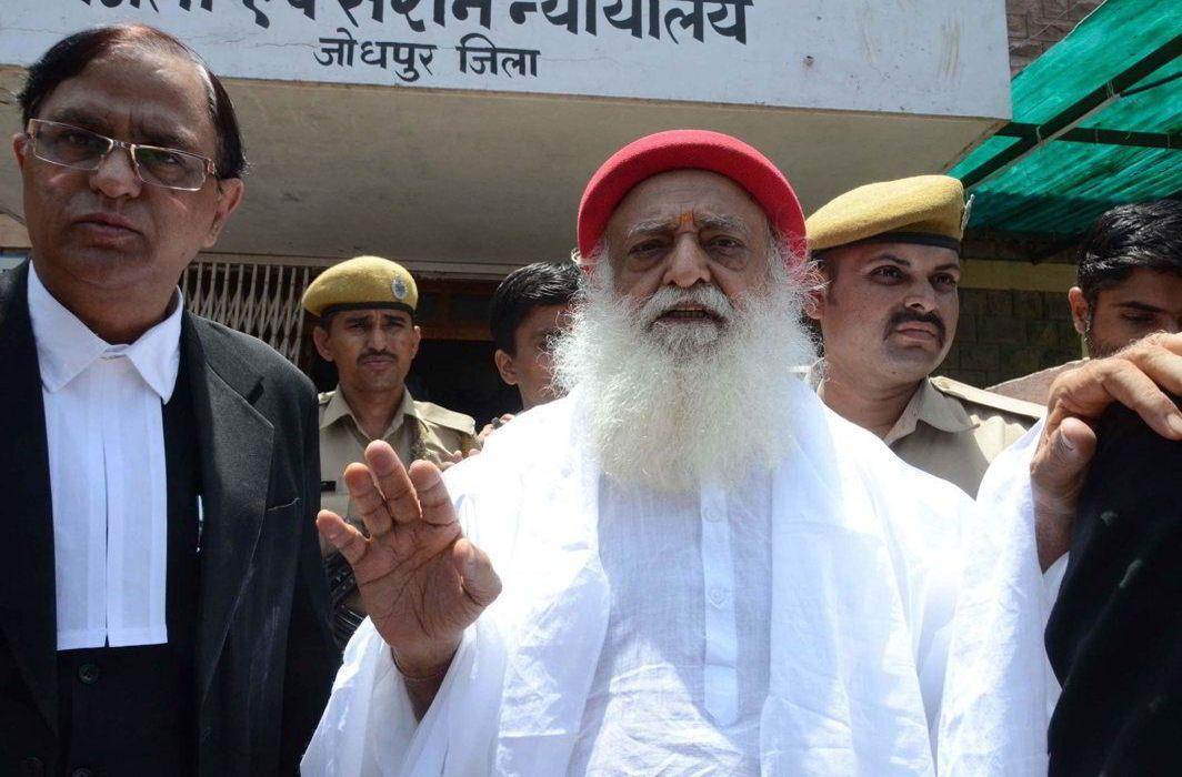 Asaram Bapu found guilty of rape