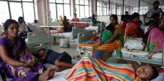 Government Hospitals in Gorakhpur, UP/Photo: UNI