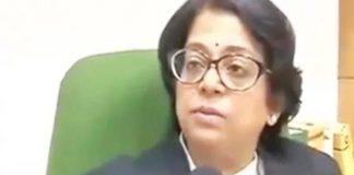 Justice Indu Malhotra (file picture)