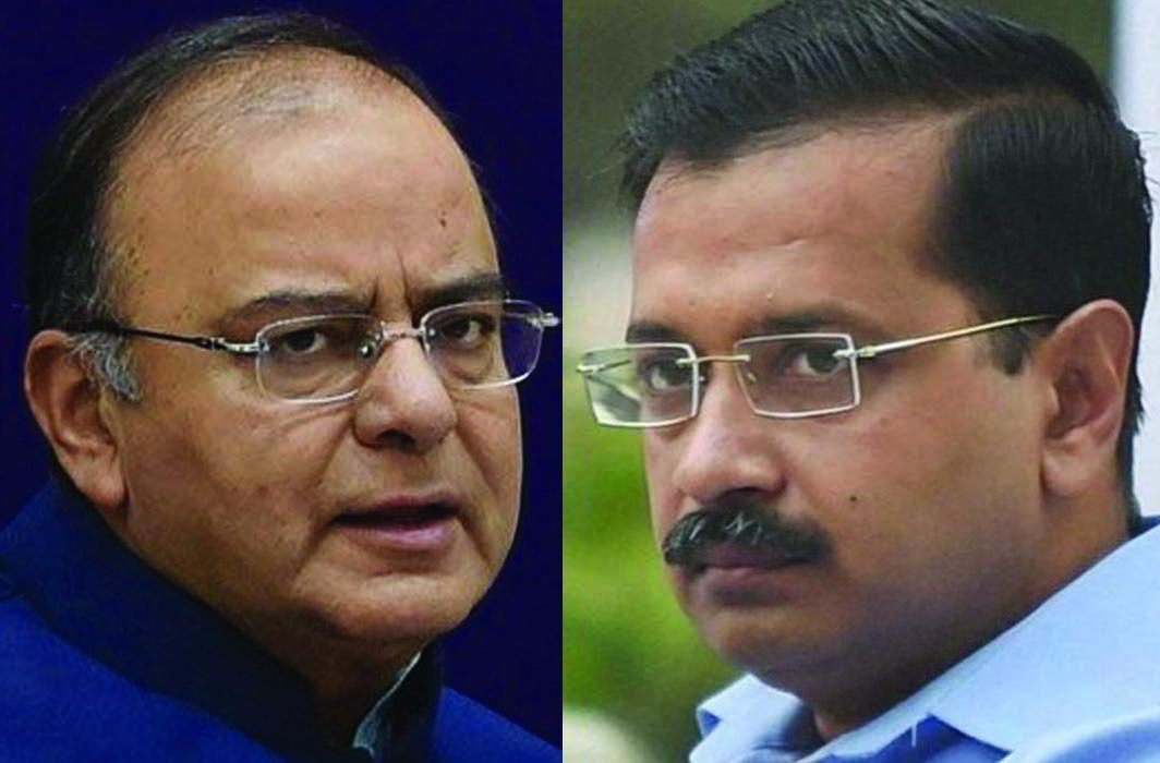 """Delhi HC allows Kejriwal and Jaitley to """"settle"""" one of the two civil defamation suits filed over the alleged defamatory statements"""