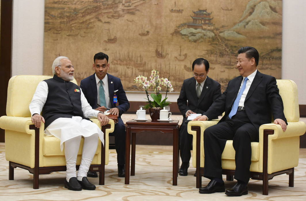 Sino-Indian Ties: A Change of Heart