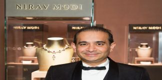 PNB Scam accused Nirav Modi (file picture)